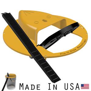 RinneTraps -  | Flip N Slide Bucket Lid Mouse Trap | As Seen on Youtube