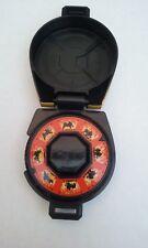 Power Rangers Super Samurai Disc Holder belt buckle with 1 disc Bandai 2011