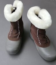Columbia Snow Boots Womens Girls Size 6