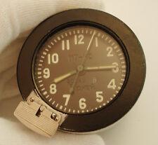 117 Chs USSR Russian Soviet Military Tank Panel Clock 5 Days #20549