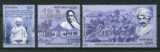 India 2017 MNH Champaran Satyagraha Movement Centenary Gandhi 3v Set Stamps