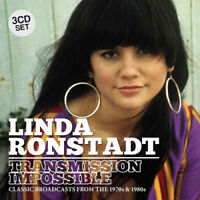 Linda Ronstadt : Transmission Impossible: Classic Broadcasts from the 1970s &