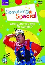 SOMETHING SPECIAL WHERE ARE YOU NOW MR TUMBLE DVD Children TV Series UK ew R2