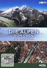 Die Alpen von oben: Die Südalpen DVD ( 2 DVDs ) 2012