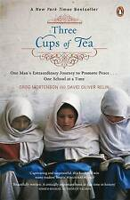 Three Cups of Tea - Greg Mortenson And David Oliver Relin  - Paperback
