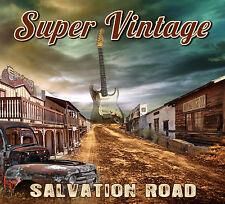 """SUPER VINTAGE - """"SALVATION ROAD"""" CD - EXCELLENT BLUES-BASED CLASSIC HARD ROCKER"""