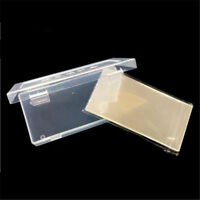 100Pcs Paper Money Album Currency Case Banknote Holder Storage Collection Box