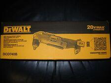 """Dewalt DCD740B Max 20 voltios Li-Ion 3/8"""" ángulo Recto Taladro Ion De Litio Nuevo"""