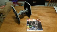 Star Wars Lego Imperial TIE Fighter 75211 No Minifigs (Solo) Excellent Condition
