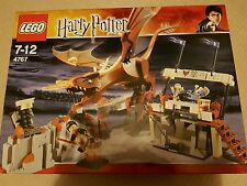Brand New Lego Harry Potter 4767 Harry and the Hungarian Horntail sealed