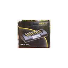 NEW Quick Battery Charger 1 hour Maha Powerex MH-C801D 8x AA AAA NiMH NiCD NL