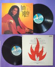LP 33 Giri Patti LaBelle Burnin' MCA Records MCA 10439 r&b soul 1991 USA no cd