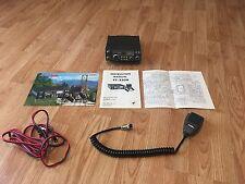 Vintage Yaesu Musen FT-230R 2M FM Transceiver Ham Radio +'Manual + Schematic