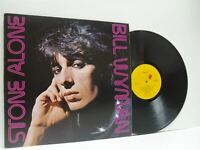 BILL WYMAN stone alone (1st uk press) LP EX/VG+, COC 59105 vinyl, rolling stones