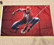 Spiderman FREE SHIPPING Web Spider Man Poster Banner Marvel Venom 3x5'