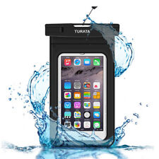 Turata Waterproof PVC Phone Case Bag Pouch for iPhone 8 X 7 6 6S Plus