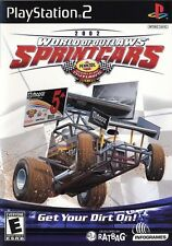 World of Outlaws: Sprint Cars 2002 - Playstation 2 Game Complete