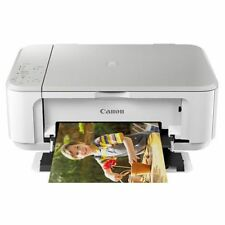 Impresora canon Multifuncion Pixma Mg3650 blanco