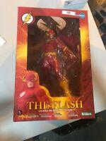 Kotobukiya DC Comics-- 1/6 The Flash Artfx+ Statue