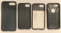 3-SPECK NEW IPHONE CASES 1-UAGIDS USED TOTAL 4 CASES