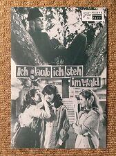FAST TIMES AT RIDGEMONT HIGH Vintage Film Movie Program ERIC STOLTZ SEAN PENN