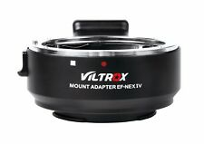 Viltrox EF-NEX IV Auto Focusing Canon EOS lens to Sony E adapter A7R A7 A7S II