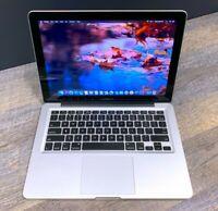 """Apple MacBook Pro 13"""" Pre-Retina Laptop / 500GB / MacOS / 3 YEAR WARRANTY!"""