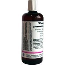 PEROXYDE D'hydrogène Solution 3% 100 ml pzn4652515