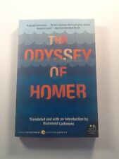 The Odyssey of Homer by Richmond Lattimore (2007, Paperback, Revised)