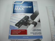 RV - Motorhome Awning DeFlapper Max - Pack of 2  - Works with Screen Rooms Too