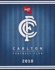 Australia 2010 - Sports AFL Football Carlton Football Club - MNH