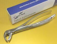 Dental Extracting Forceps Lower molars(Hawk's bill)  Fig.73*CE New*Ref:01-100/73