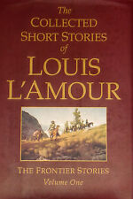 Louis L'Amour Frontier Stories Volume 1 HARDCOVER 15TH EDITION NEW! FREE SHIP