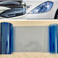 "Light Blue Headlight Fog Tail light Vinyl Film  Gloss Smoke Film Tint 12"" x 48"""