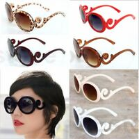 Unisex Clout Goggles Sunglasses Rapper Retro Oval Shades Grunge Glasses