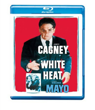 White Heat 0883929280308 With James Cagney Blu-ray Region a