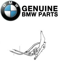 For BMW E32 E34 525i 530i M5 Driver Left Flexibile Shaft Vertical Seat Cable