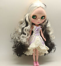"""Takara 12"""" Neo Blythe MixHair Nude Doll from Factory Tby286"""