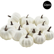 Realistic Fake Artificial Pumpkins For Halloween Fall Harvest Thanksgiving Decor