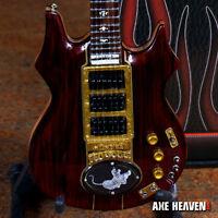 Grateful Dead Jerry Garcia Signature Tiger Miniature Guitar  - Free Shipping