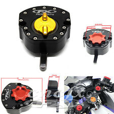 Motorcycle Steering Damper Stabilizer For Yamaha YZF R1 1998-2013 FZ1 2006-2013