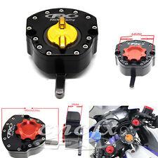 CNC Steering Damper Stabilizer For Yamaha YZF R6 1999-2013 FZ-09 2014-2015
