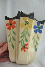 Wall Plaques Unboxed Decorative 1920-1939 (Art Deco) Pottery