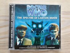 Das Gespenst des lanyon Moor Doctor Who CD Hörbuch