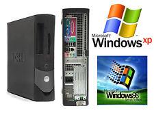 Dell OptiPlex GX270 Dual Boot Windows 98SE/XP Gaming Desktop Industrial PC