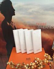 Hermes Paper Blotter Cards Perfume Cologne Fragrance Testing Paper Lot 100