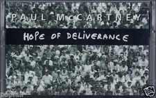 PAUL MCCARTNEY - HOPE OF DELIVERANCE / LONG LEATHER COAT 1992 UK CASSINGLE