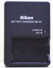 Genuine Original Nikon MH-24 Charger for EN-EL14 Battery P7000 D3100 D5100 P7100