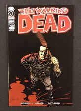 WALKING DEAD #100 Comic Book DEATH OF GLENN 1st NEGAN COVER 2nd Printing NM
