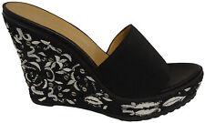 Women's Textured Platforms and Wedges Heels